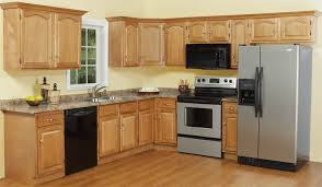 kitchen good looking oak kitchen cabinets country light wood oak