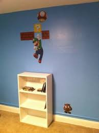 Super Mario Bedroom Decor 200 Best Mario Bedroom Images On Pinterest Super Mario Nursery