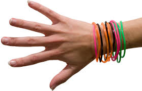 colored rubber bracelet images Fact check sex bracelets gif