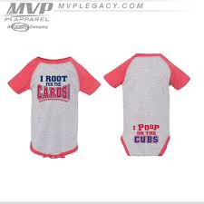 cardinals stl cardinals on the cubs baby item baby shower