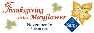 thanksgiving on the mayflower is thursday kgun9