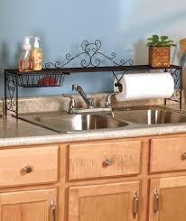 sink racks kitchen accessories over the sink shelf bronze null http www amazon com dp