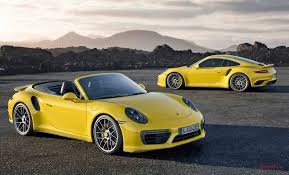 2017 porsche 911 turbo and turbo s stuttgartdna
