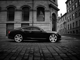 bentley all black all u0027bout cars bentely continental gt