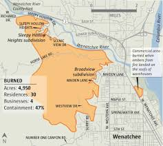 Seattle County Map by Wenatchee Firefighters Wary Of July Fourth Fireworks The Seattle