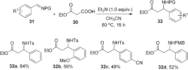 transition metal free decarboxylative alkylation reactions