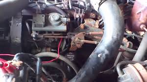 starting 91 cummins bypassing factory wiring youtube