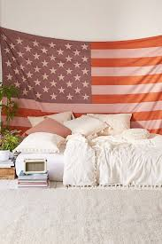 American Flag Bed In A Bag Bed Colorful Bed Sheets American Flag Single Duvet Cover