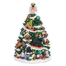 the pug tree the danbury mint