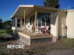 Turn Deck Into Sunroom Can An Attached Car Port Be Converted To A Screened Porch
