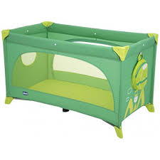 culla da viaggio chicco chicco lettino easy sleep verde idea bimbo