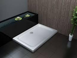 piatto doccia flat piatto doccia ultraflat in acrilico alto 5cm rettangolare