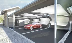 aluminium glass garage doors design of your house its good photo 4 garage 02 automobile show architecture nau large format glass doors provide a continuous opening to the