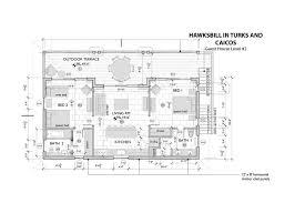 security guard house floor plan hawksbill luxury retreats