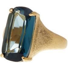 rivka friedman rings rectangular rings shop for rectangular rings on polyvore