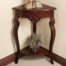 Alluring Small Corner Accent Table Decor Ideas Home Furniture