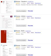 super cool ideas google docs resume template 1 use google docs
