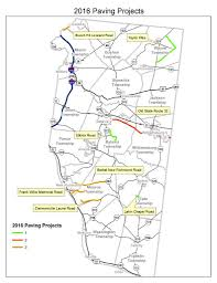 Batavia Ohio Map by 30 Miles Of County Roads To Be Resurfaced In 2016
