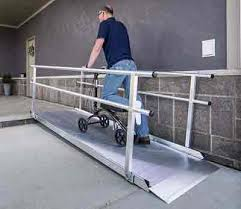 Wheel Chair Ramp Wheelchair Ramps Gateway Wheelchair Ramps For Homes Scooter Ramps