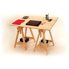 bureau avec treteau bureau avec trteau awesome bureau avec treteau gallery of creer un