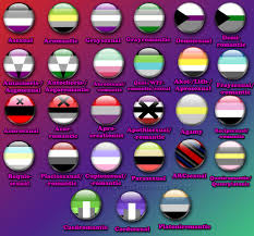 Polyamory Flag Uncommon Identities Orientations Pride Flag 1 5 Button