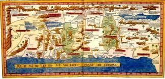 The Holy Land An Armchair Pilgrimage Jerusalem As The Earth U0027s Center Judaic Treasures