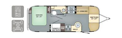 Country Coach Floor Plans by Floorplans International Signature Airstream