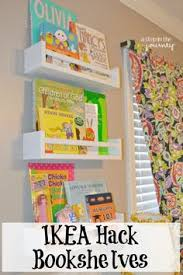 wall mounted bookshelves kids rooms child and room