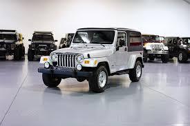 jeep lj interior tj silver 17k u2014 davis autosports