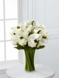 white roses simple arrangement google search anniversary gala