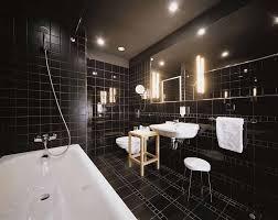 breathtaking cave bathroom contemporary best impressive black bathroom design image home design