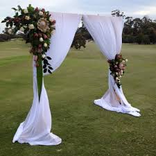 wedding arches for hire melbourne wedding hire melbourne wedding day whispers