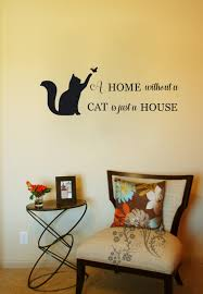 home without cat just house family wall decals home without cat just house family wall decals decal vinyl decor