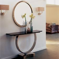 entrance table and mirror mirrored sofa table design mirror ideas diy mirrored sofa table