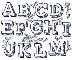 block letter font chevron letter fonts baby block letters font