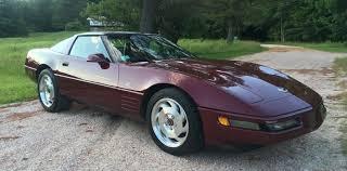 1993 corvette 40th anniversary 1993 corvette 40th anniversary 12 900