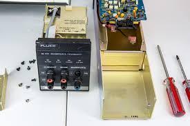 xdevs com fluke sl935 resistance standard prototype