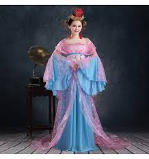 blue women u0027s ladies traditional chinese folk dance costumes