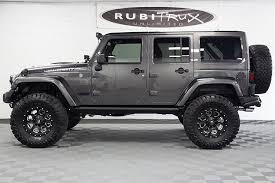 18 inch rims for jeep wrangler 2016 jeep wrangler rubicon unlimited granite