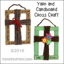 Religious Easter Decorations Ideas by Best 25 Cross Crafts Ideas On Pinterest Church Crafts Sunday