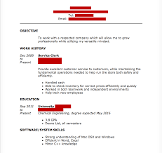 First Resume No Job Experience by How To Write A Resume For The First Time With No Job Experience