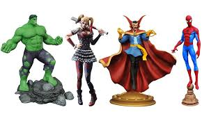 60 on collectible figurines groupon goods