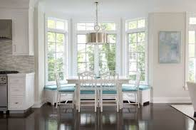 Breakfast Nook Chandelier Kitchen With Banquette Seating And Chandelier Ideas Of Banquette