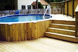 10 more awesome above ground pool deck designs spp inground