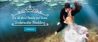 underwater wedding underwater weddings in mauritius mauritius attractions