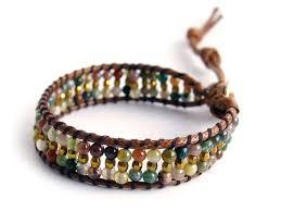 beaded wrap bracelet images Tibet beaded wrap bracelet lead nickel free handmade jpg