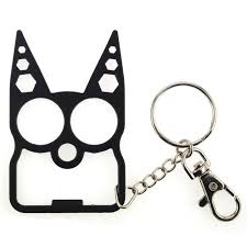 classic cat ring holder images Cat self defense key ring holder anti wolf wrench handcuffs buck jpg