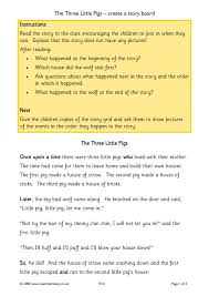 ready made sequencing activities teachit primary