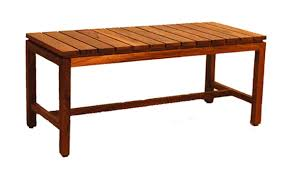 Broyhill Teak Bench Fong Brothers Co Benches