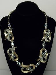 vintage necklace designs images 394 best schiaparelli vintage costume jewelry images on jpg